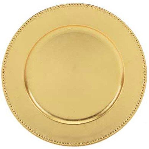 Beaded Edge Plate - 2