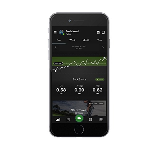 Blast Golf Swing and Stroke Analyzer, Designed by Golf Professionals | November 2017 Software Update by Blast Motion (Image #5)