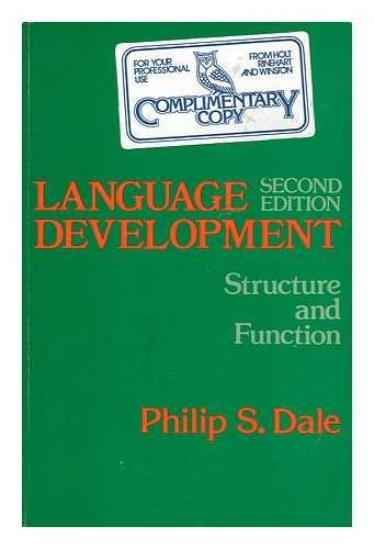 language structure and development Place your responses on a separate sheet of paper language structure (pages 410-411) what component distinguishes language from other forms of communication.