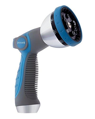 Best garden hose nozzle hand sprayer,metal construction for 2020