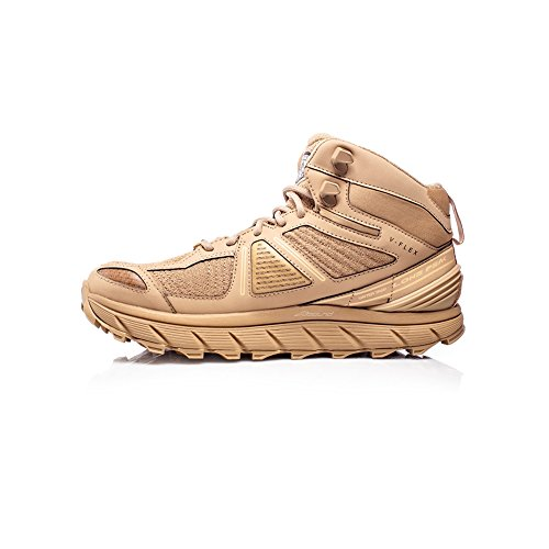 Price comparison product image Altra Men's Lone Peak 3.5 Mid Mesh Running-Shoes, Sand, 10.5 D US