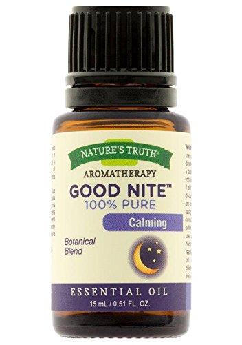 Nature's Truth Essential Oil, Good Nite, 0.51 Fluid Ounce