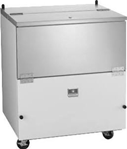 Milk Cooler 8 Crate - Kelvinator KCMC34RW 34