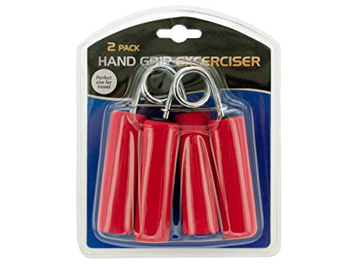 Bulk Buys OD921-48 Hand Grip Exerciser Set by bulk buys
