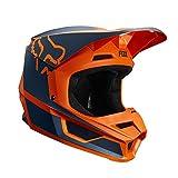 Fox Racing Youth V1 Przm Helmet (S) (Orange)