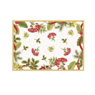 Holiday Berry Placemat