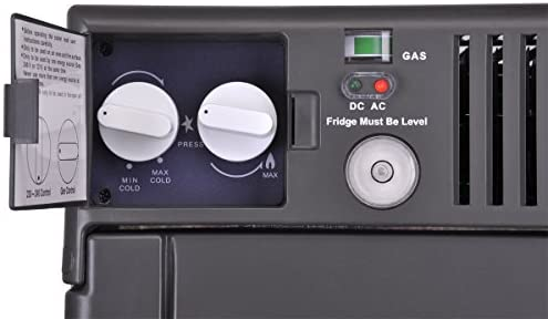 Teesa Tsa5003 Portable Cool Box With Gas Operated 42 Litres Auto