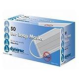Dynarex Medical Surgical Face Masks 50pk, Health Care Stuffs