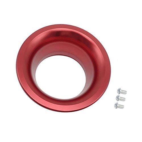MagiDeal Taza de Filtro de Aire Piezas de Carburador Motocicleta Reemplazo para PWK 34 36 38 - Rojo