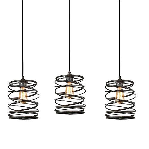Glass Pendant Track Lighting in US - 5