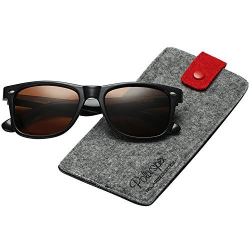 Polarspex Polarized 80's Retro Classic Trendy Stylish Sunglasses for Men Women]()