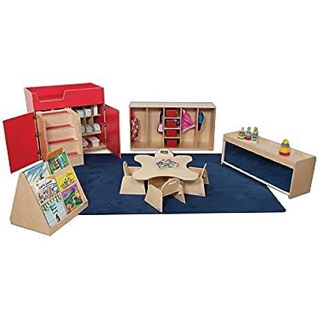 Wood Designs WD99912 Infant Toddler Home Furniture Package Set
