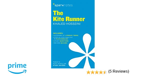 com the kite runner sparknotes literature guide com the kite runner sparknotes literature guide sparknotes literature guide series 9781411470996 sparknotes khaled hosseini books