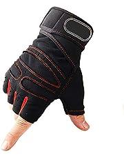 Benedict Gewichtheffen Half-vinger handschoenen voor mannen sport fitness apparatuur outdoor fietsen handschoenen tactiek