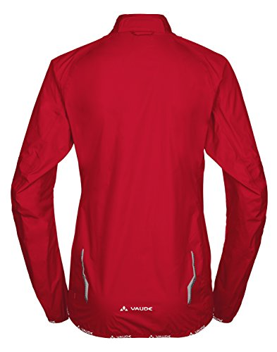 Drop Giacca Iii Donna Vaude 4964 Da Rosso Jacket vwIw4d