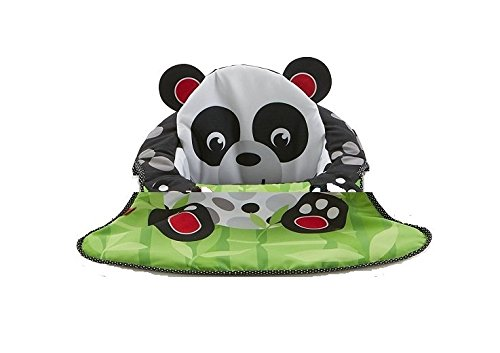 Replacement Seat Pad/Cushion/Cover for Fisher-Price Sit-Me-up Floor Seat (Mode FJF61 - Panda Paws) by Fisher-Price