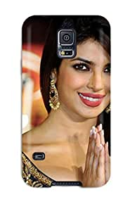 Galaxy High Quality Tpu Case/ Priyanka Chopra Indian Actress Ebgsrii4452EeIfB Case Cover For Galaxy S5
