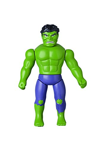 Medicom Marvel Hero Sofubi: Hulk Action Figure