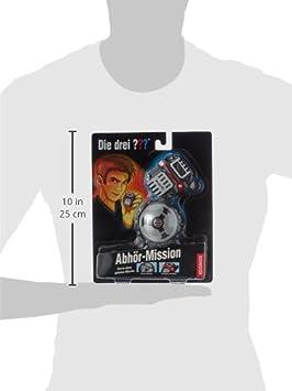 KOSMOS 63197 Espionaje Estuche de Juego - Juegos de rol (Espionaje, Estuche de Juego, 8 Año(s), Niño, Negro, Gris, Rojo, 205 mm): Amazon.es: Juguetes y ...