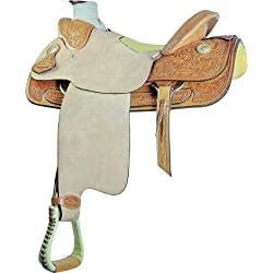 Billy Cook Wade Ranch Roper Saddle