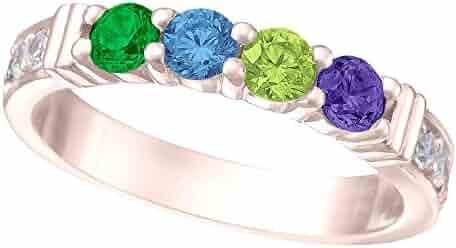 28b8b51c517fd Shopping Customizable - Rose Gold - 3 Stars & Up - Rings - Jewelry ...