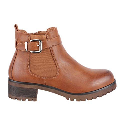 Femme Femme Boots Camel Boots Camel Elara Chelsea Elara Chelsea AWnp0x