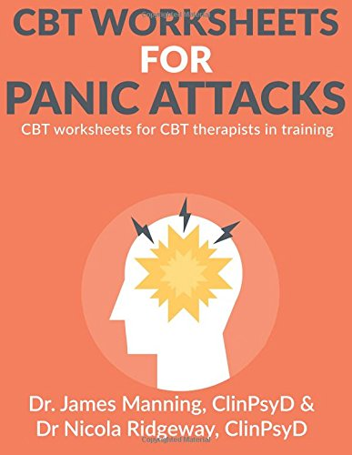 Cbt Worksheets For Panic Attacks Cbt Worksheets For Cbt Therapists