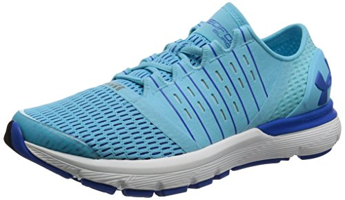 Chaussure Course Armour Under Ss17 De Bleu Pied Europa À Speedform Women's Clair IwqY1