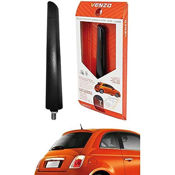 Venzo 1249676 - Antena, Color Negro: Amazon.es: Coche y moto