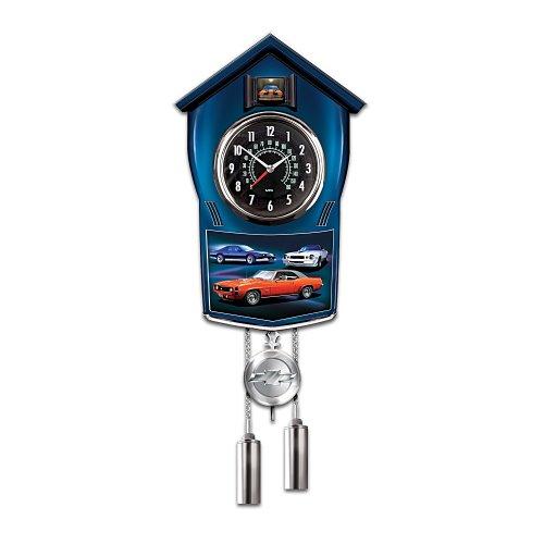 Chevy Camaro Cuckoo Bradford Exchange product image