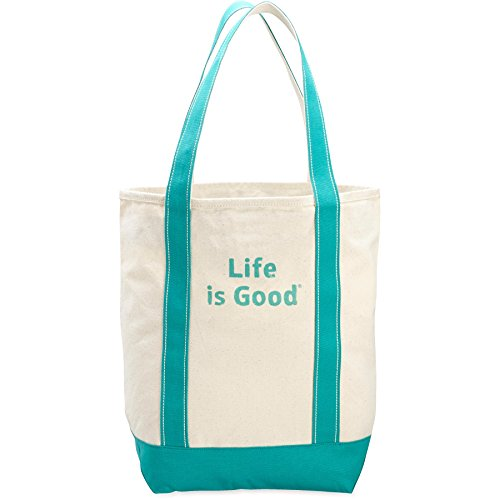 Life is Good Carry On Canvas Lig Stack Backpack, One Size, ()