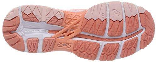 White Multicolore Seashell Kayano 1701 Pink Scarpe 24 Begonia Donna Running Asics Gel Pink 4wgBq1z1