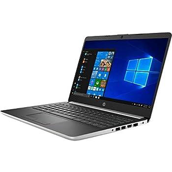 "HP 14"" Touchscreen Home and Business Laptop Ryzen 3-3200U, 8GB RAM, 128GB M.2 SSD, Dual-Core up to 3.50 GHz, Vega 3 Graphics, RJ-45, USB-C, 4K Output HDMI, Bluetooth, Webcam, 1366x768, Win 10"