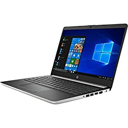 HP 14″ Touchscreen Home and Business Laptop Ryzen 3-3200U, 8GB RAM, 128GB M.2 SSD, Dual-Core up to 3.50 GHz, Vega 3 Graphics, RJ-45, USB-C, 4K Output HDMI, Bluetooth, Webcam, 1366×768, Win 10