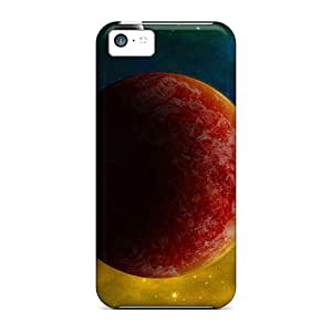 New Customized Design Space For Iphone 5c Cases Comfortable For Lovers And Friends For Christmas Gifts