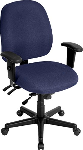 Eurotech Seating 4x4 49802ANAVY Multi Function Chair, -