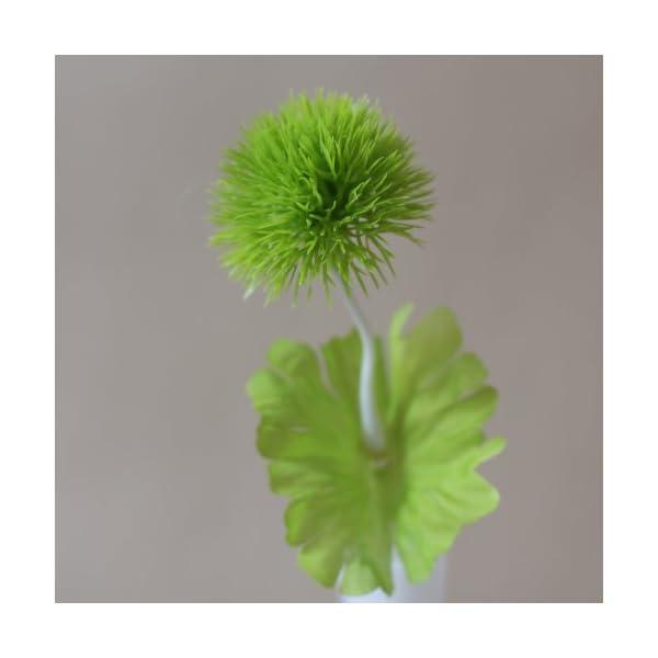 Lily-Garden-105-Mini-Artificial-Hydrangea-Dandelion