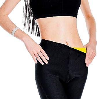 e59df3609b HITSAN INCORPORATION Sauna Pants Neoprene Legging Control Panties Bodyshaper  Shaper Slimming Super Stretch Trouser Pant Women