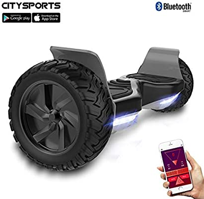 Bluetooth Overboard Hummer All Terrain Off Road E-scooter APP Enabled Green