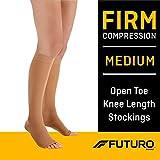 Futuro - MMM-411 Open Toe Stocking, Unisex, Firm
