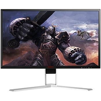 AOC Agon AG271UG 27-Inch 4K IPS G-Sync 3840 x 2160 Resolution 60 Hz Gaming Monitor