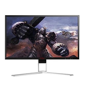 """Image of AOC Agon AG271UG 27"""" Gaming Monitor, G-SYNC, 4k/ UHD (3840x2160), IPS Panel, 60Hz, 4ms, Height Adjustable, DisplayPort, HDMI, USB Monitors"""