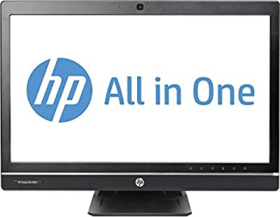Fast HP 8300 FHD 23 Inch (1920 x 1080) All In One Business Computer PC (Intel Core i5-3570, 8GB Ram, 2TB Hard Drive, DVD-RW, WIFI, Camera) Win 7 Pro - 64 Bit (Certified Refurbished)