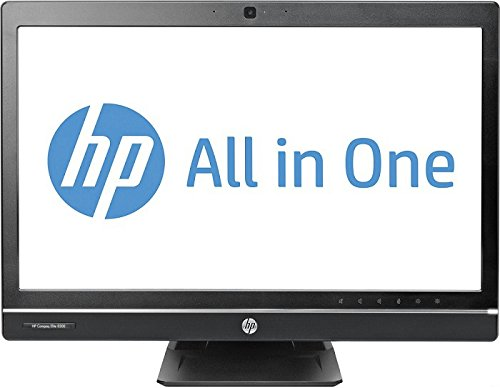 Fast HP 8300 FHD 23 Inch (1920 x 1080) All In One Business Computer PC (Intel Core i5-3570, 8GB Ram, 2TB Hard Drive, DVD-RW, WIFI, Camera) Win 7 Pro – 64 Bit (Certified Refurbished)