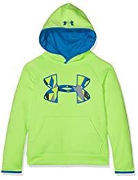 Under Armour Boys' Armour Fleece Big Logo Hoody