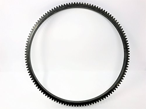 304439R1 Ring Gear 124 Teeth for Dresser, International Harvester, Hough, Galion Tractors ()