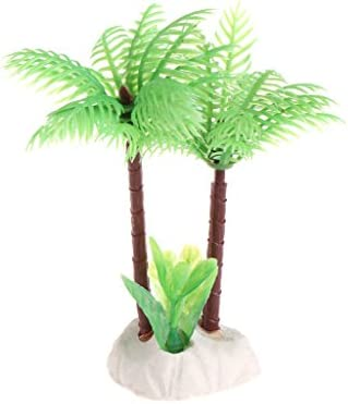 NKYSM - Pérgola de coco para plantas de agua, decoración ...