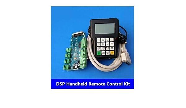 3 Axis Engraving Machine Controller CNC DSP Handheld Remote Control 0501 X,Y,Z