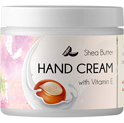 Anti Aging Hand Cream for Dry & Aging Hands - Working Hands Lotion for Men & Women - Moisture Therapy Intensive Healing & Repair Hand Cream for Extremely Dry Skin - Fragrance Free Natural Moisturizer