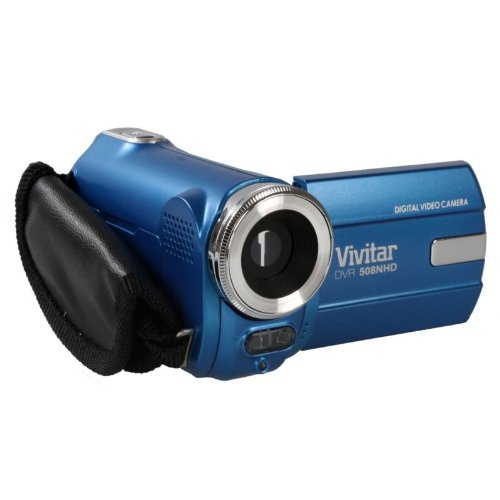 Vivitar DVR-508 High Definition Digital Video Camcorder Colors May Vary